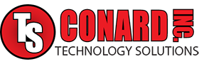 TS Conard, Inc. Technology Solutions Logo